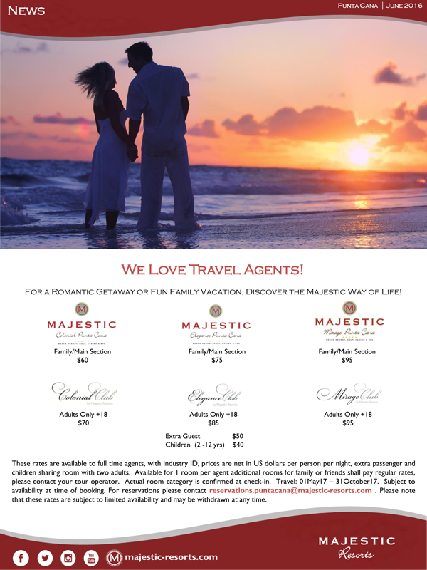 Spoiled Agent Member Area Hotels And Resorts Majestic